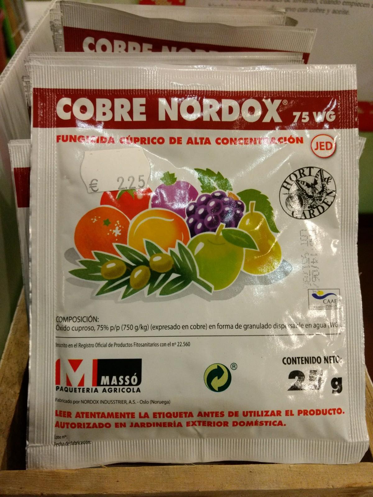 tratamientos preventivos a los frutales