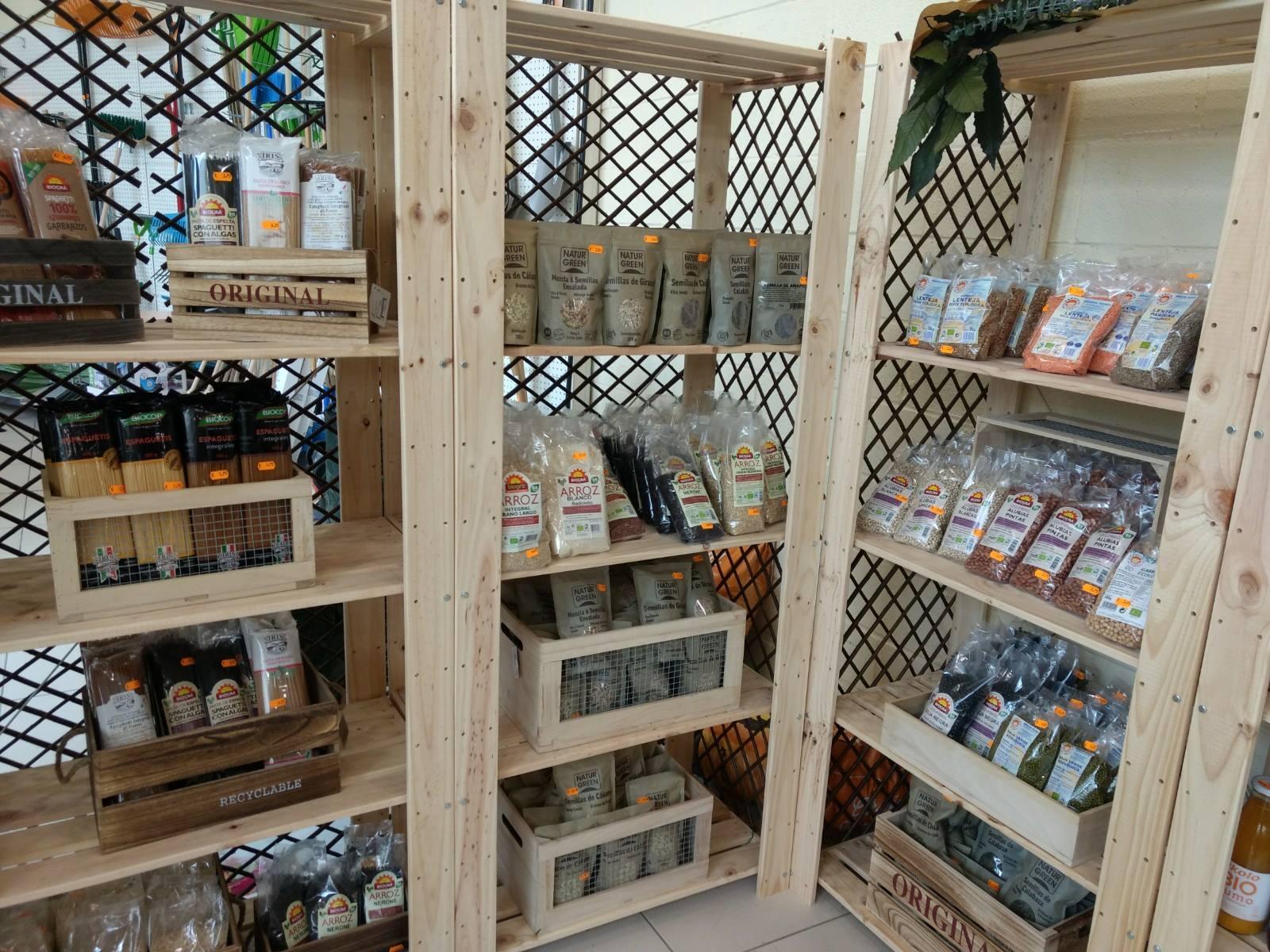 Dónde comprar comida ecológica en Vitoria Gasteiz
