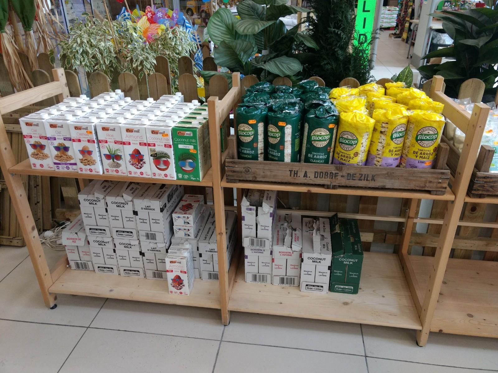 Alimentación ecológica en Vitoria Gasteiz