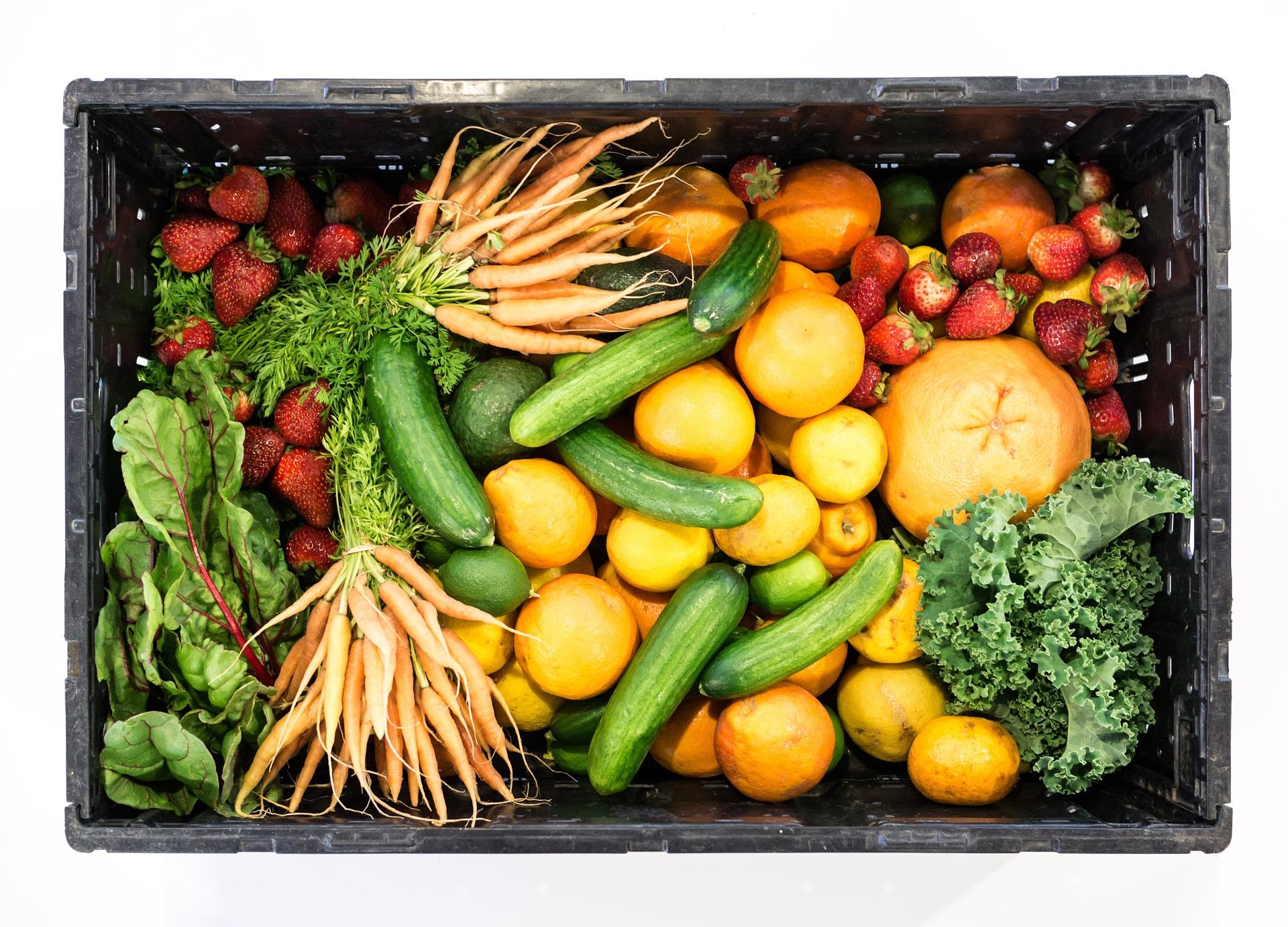 Beneficios de la alimentación ecológica