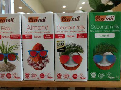 Comprar leches vegetales en Vitoria Gasteiz